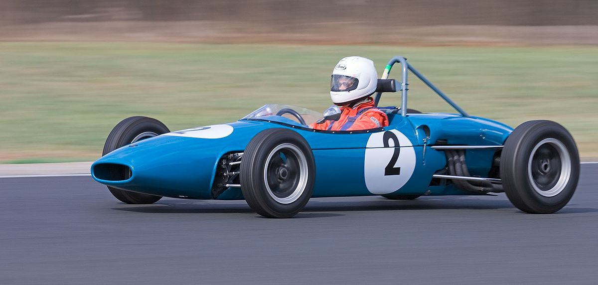 List Of Cars >> List of Brabham race cars - Wikipedia