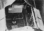 Breguet 19 TF Super Bidon navigators station L'Aéronautique November,1929.jpg