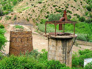Chlef - Breira mines