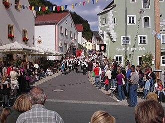Breitenbrunn, Upper Palatinate - Breitenbrunn 2009