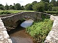 Bridge, Littlehempston - geograph.org.uk - 943070.jpg
