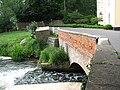 Bridge over mill race - geograph.org.uk - 829608.jpg