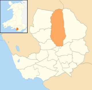 Garw Valley Human settlement in Wales