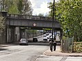 Briscoe Lane Railway Bridge. - geograph.org.uk - 1835367.jpg