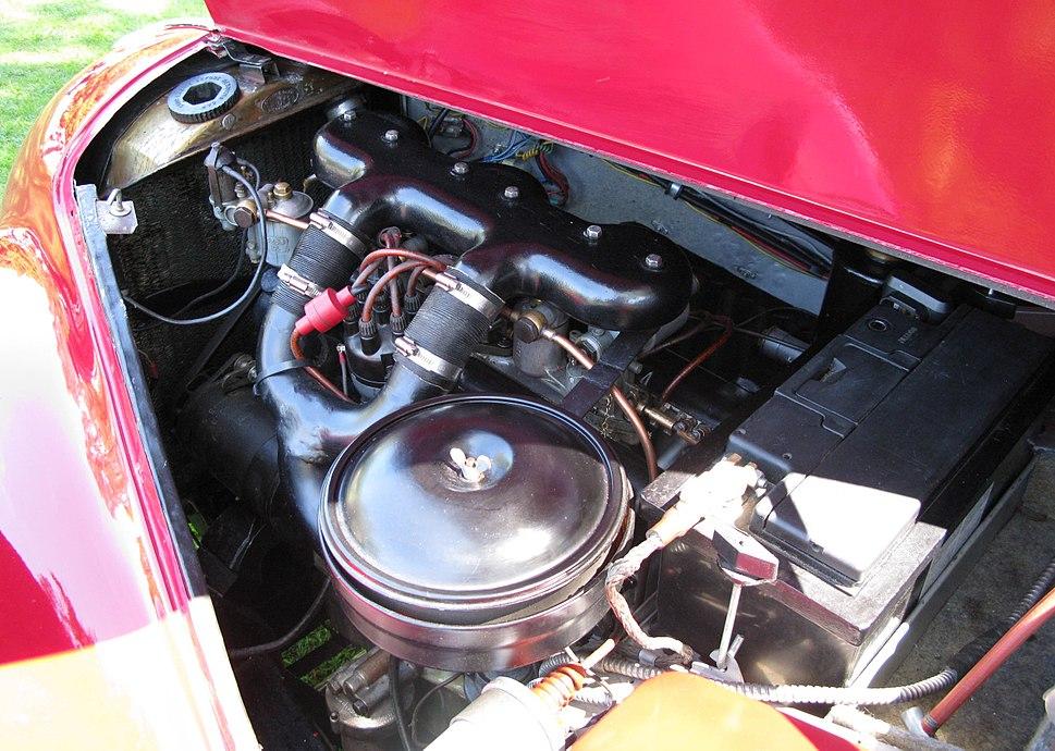 Bristol 400 engine