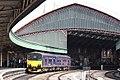 Bristol Temple Meads - fGWR 150127 Taunton train on platform 4.JPG