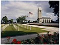 Brittany World War II Cemetery and Memorial, St James, Manche, France - NARA - 6003579.jpg