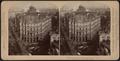 Broadway and post office, New York, U.S.A, from Robert N. Dennis collection of stereoscopic views.png