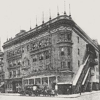Grand Theatre (Manhattan) Former theatre in the Yiddish Theater District in Manhattan, New York City, U.S.