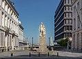 Brussels, standbeeld Augustin Daniel Graaf Belliard in de Koningsstraat foto3 2015-06-07 09.09.jpg