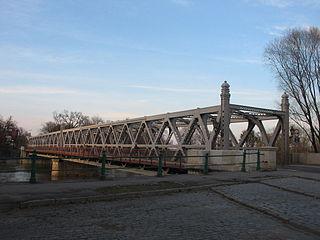 Oderbrücke in Brzeg