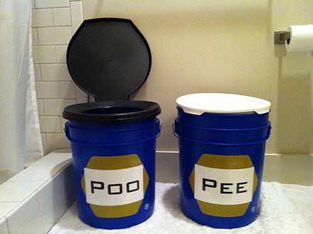 Bucket Toilet Wikiwand