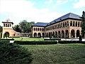 Bucuresti, Romania. PALATUL MOGOSOAIA. Casa de oaspeti si Turnul de veghe. (IF-II-a-A-15298).jpg
