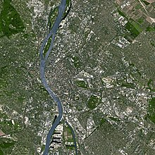 budapest geo térkép Budapest   Wikipedia budapest geo térkép