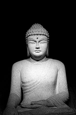 Another picture of the Buddha, or of a buddha....