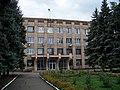 Building of the authorities of Yasynuvata district - Будинок адміністрації Ясинуватського району.jpg
