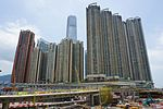 Buildings on Kowloon Station.jpg