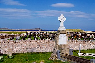 Gweedore - Magheragallon Cemetery, Derrybeg.