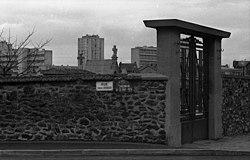 Ancien cimetière de Rosny-sous-Bois