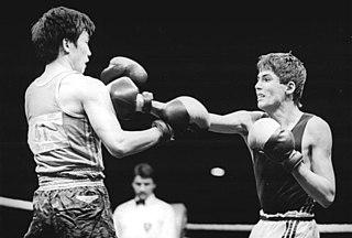 Andreas Zülow East German boxer