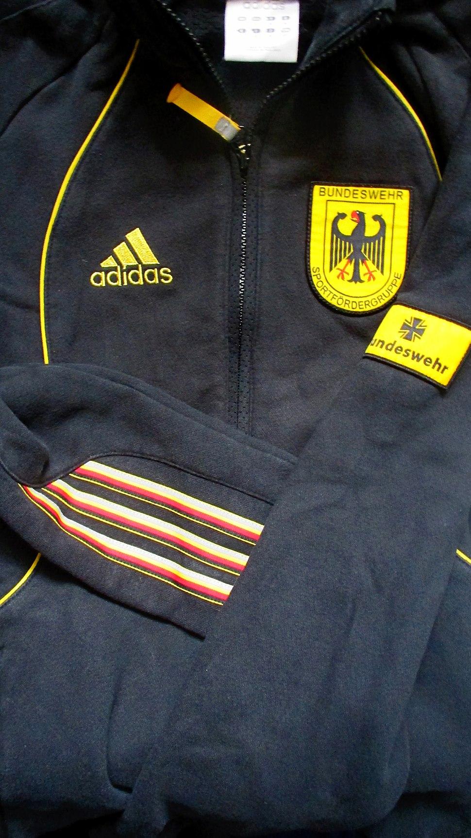 Bundeskader - Sportf%C3%B6rdergruppe der Bundeswehr - Trainingsanzug der Bundeswehr - Frauen