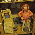 Bunker museum, children's gasmasks (9641314559).jpg