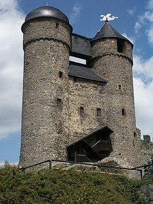 Greifenstein - Greifenstein Castle