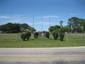 Burleigh, Texas - Image: Burleigh TX Ranch