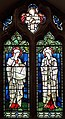Burne-Jones window, Lady chapel of St Oswald's, Bidston.jpg
