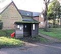 Bus stop, Weston Green - geograph.org.uk - 1636633.jpg