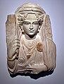 Buste funéraire Bat'â Palmyre Musée de Grenoble 04082017 1.jpg