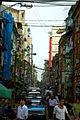 Busy back-streets of Yangon (5089264983).jpg