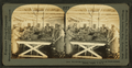 Butchering salmon--interior of a canning establishment, Astoria, Oregon, U.S.A, by Keystone View Company.png