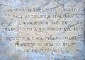 Cà Morino-Lapide sul monumento ai caduti francesi.JPG