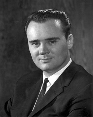 Bill Young - Young in 1968.