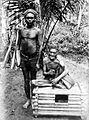 COLLECTIE TROPENMUSEUM Portret van twee mannen uit Tanimbar TMnr 10005838.jpg