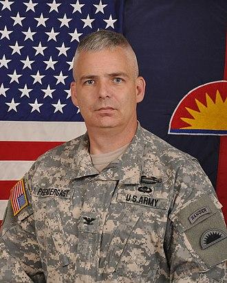 41st Infantry Brigade Combat Team (United States) - Image: COL Prendergast