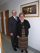 COUPLE MISSIONNAIRE GENEALOGIE