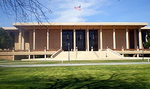Starfleet Academy - Oviatt Library