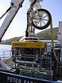 CTC CMROV4 on the Cable Ship Peter Faber - April 2005.jpg
