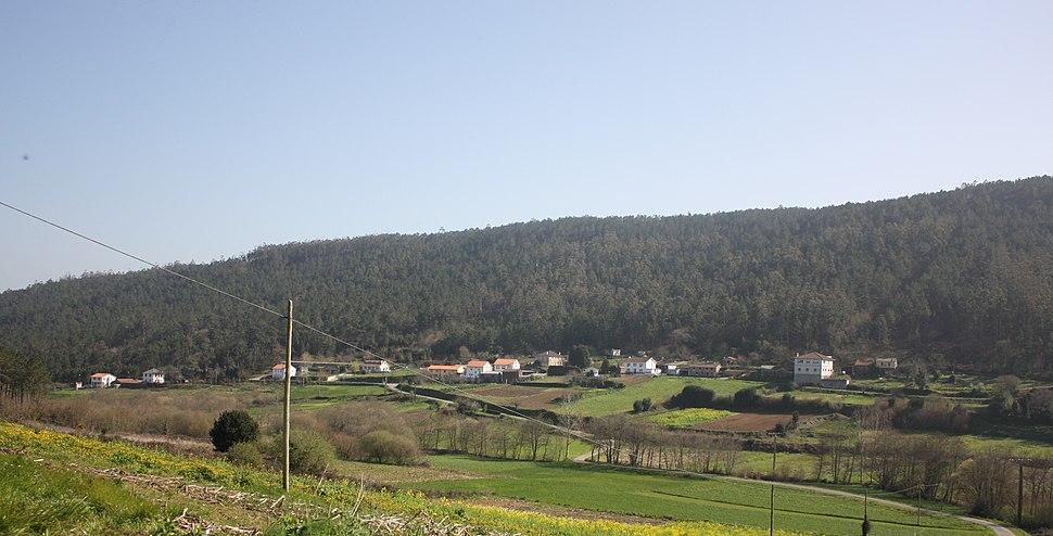 Cabana desde Cesullas
