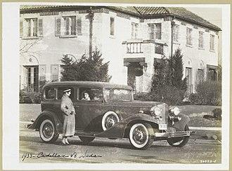 Cadillac Series 355 - 1933 Cadillac Series 355C