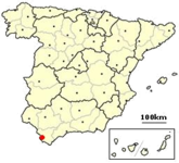Cadiz, Spain location.png