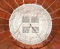 Cadran solaire dans le Jantar Mantar (Jaipur) (8487566212).jpg