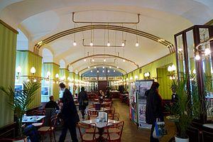 Café Museum - View of the interior (2009)
