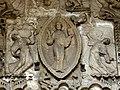 Cahors Kathedrale - Nordportal 1 Christi Himmelfahrt.jpg