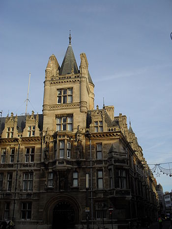 English: Gonville and Caius College