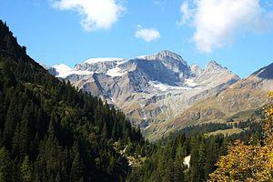 Glarus Alps - Calfeisen valley