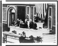 Calvin Coolidge speaking in House of Representatives chamber LCCN94503426.tif