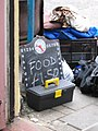 Camberwell squatted centre no more food.jpg